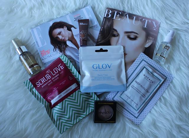 IMG 3362 - Unboxing LookFantastic Beauty Box Mei 2017