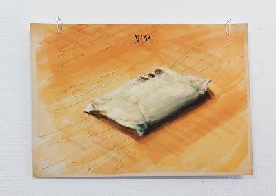 Envelope with contents - William Ploegaert