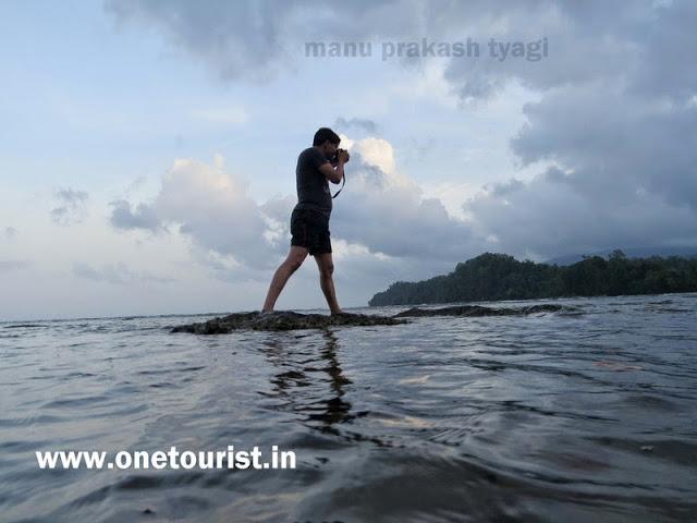 Kalipur beach , diglipur anadaman