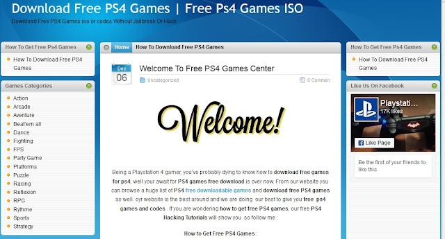 افضل 3 مواقع لتحميل العاب البلايستيشن PS4 PS3 بدون مقابل