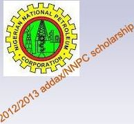 nnpc/addax scholarship shortlisted candidate