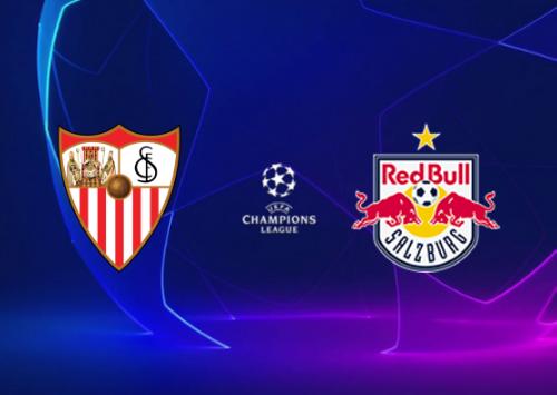 Sevilla vs Salzburg Full Match & Highlights 14 September 2021