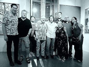 MEAM : JuanCarlos,David,Roser,Vicente, Montse , Nati and me