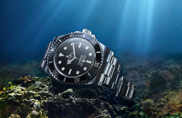 Rolex Submariner 124060, new 2020 model