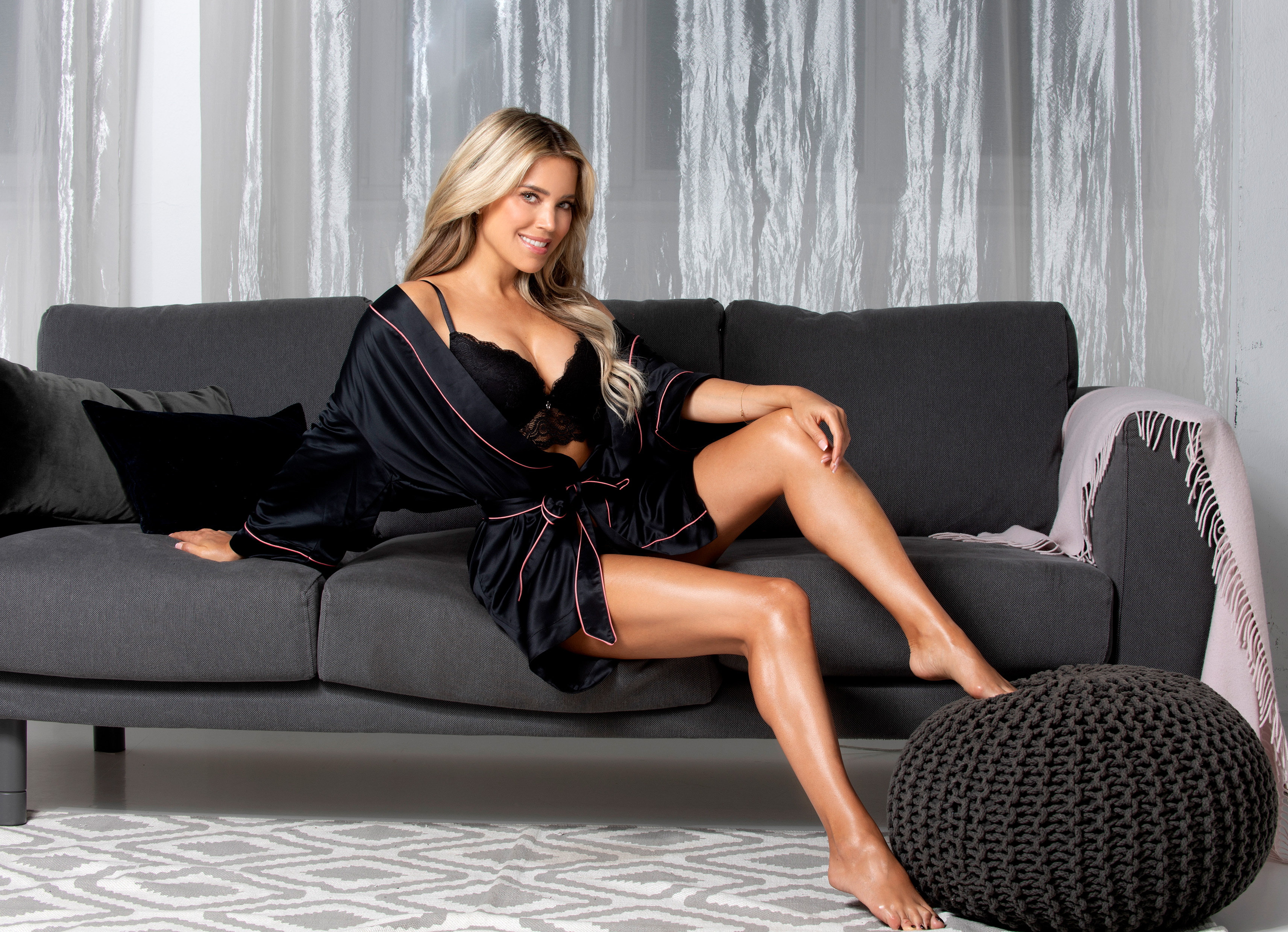 Sylvie Meis lingerielijn te koop bij Aldi
