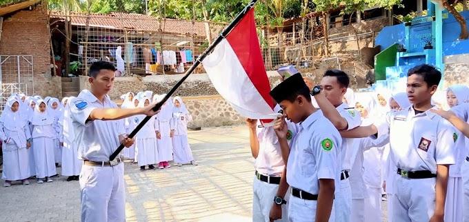 Ekskul Paskibra SMK Sadpas Cirebon