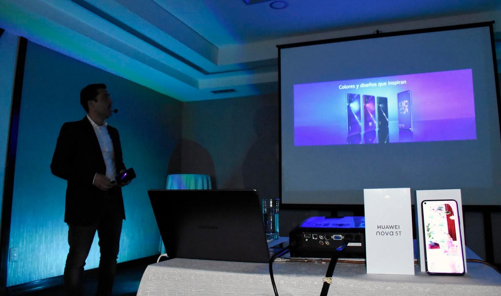 La presentación del nuevo dispositivo de última generación en La Paz / ALEJANDRO GARCÍA