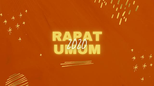 RAPAT UMUM 2020