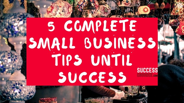 Small-Business-Tips-Until-Success