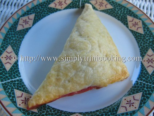 coconut turnover