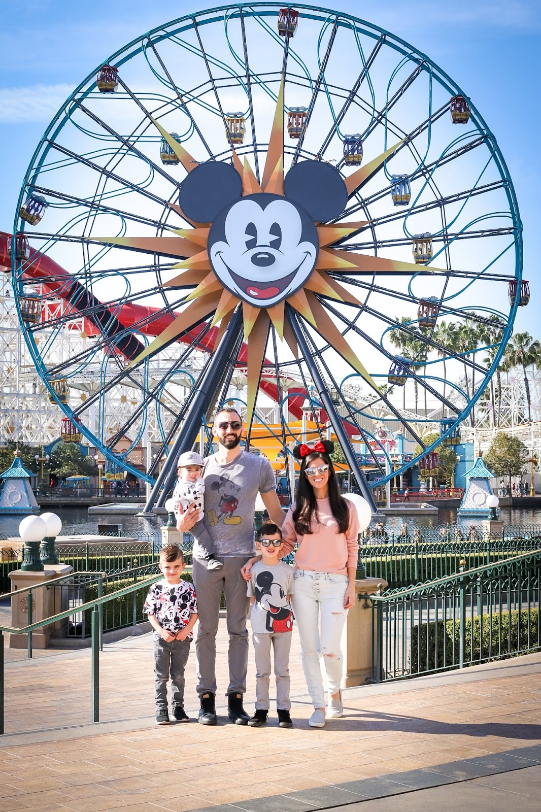 Where To Take Pictures in Disneyland