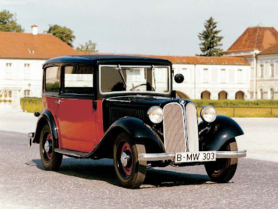 1933 - BMW 303 Limousine Wallpapers For PC ~ BMW Automobiles