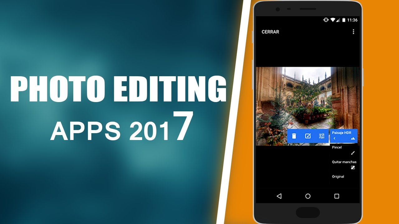 Photo editing service best app for android