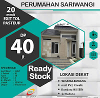 Perumahan Sariwangi Bandung