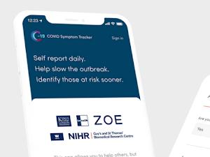 COVID Symptom Tracker App Aimed to Help Slow Spread of COVID-19