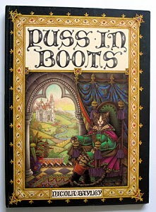 Charles Perrault Nicola Bayley Puss-in-boots