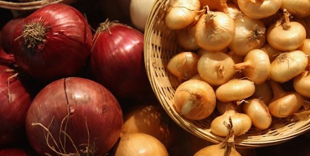 Come usare a casa le cipolle contro alcune malattie