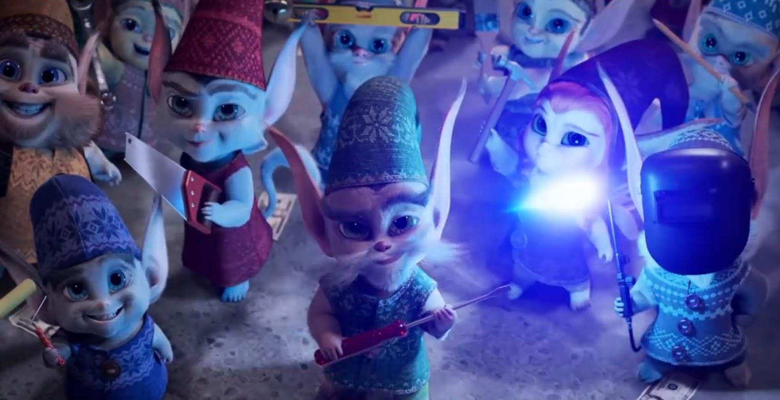 The Christmas Chronicles Elves.Jon Crunch Review Netflix S The Christmas Chronicles