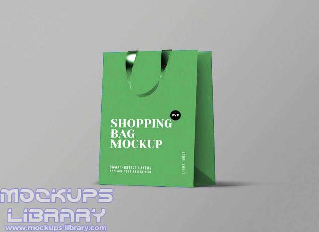 shopping bag mockup 3