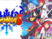 Game Summon Night 5 (v2) ISO CSO High Compress PSP English Patch