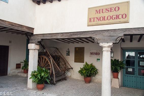 Museo Etnologico de Chinchon. Un dia en Chinchon