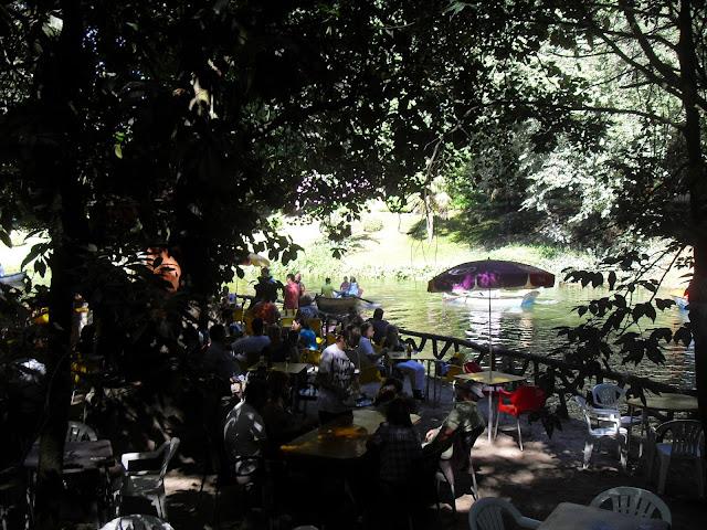 Bom Jesús alrededores y naturaleza en Braga