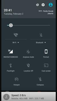 Cara Konek Wi-fi di Android Lollipop