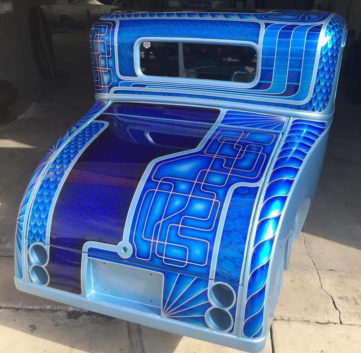 Birmingham Car Paint Job