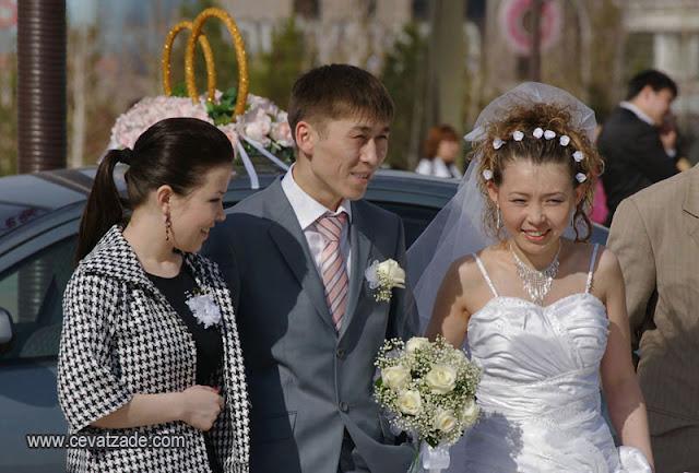 Düğün Astana Kazakistan