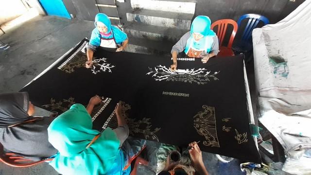 Kampung Batik Sidomukti,;10 Top Destinasi Wisata Magetan