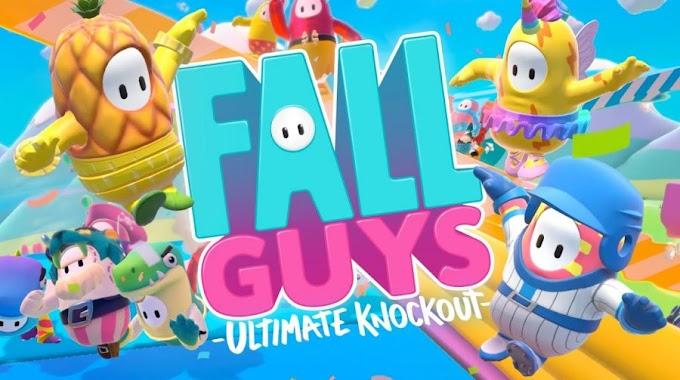 Fall Guys alcança pico de 1,5 milhões de jogadores em 24 horas