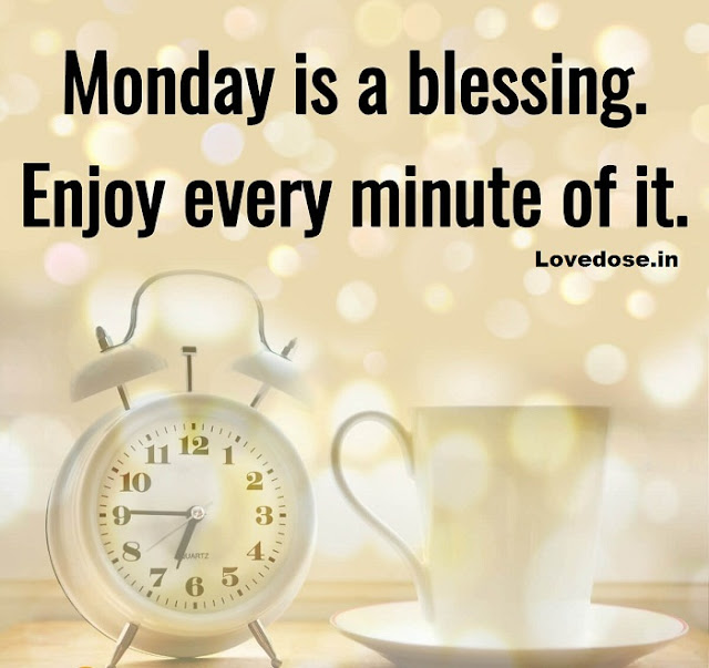 Good Morning MONDAY Blessings IMAGES