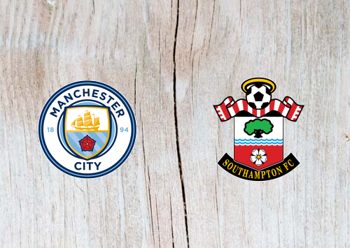 Manchester City vs Southampton Full Match & Highlights 04 November 2018