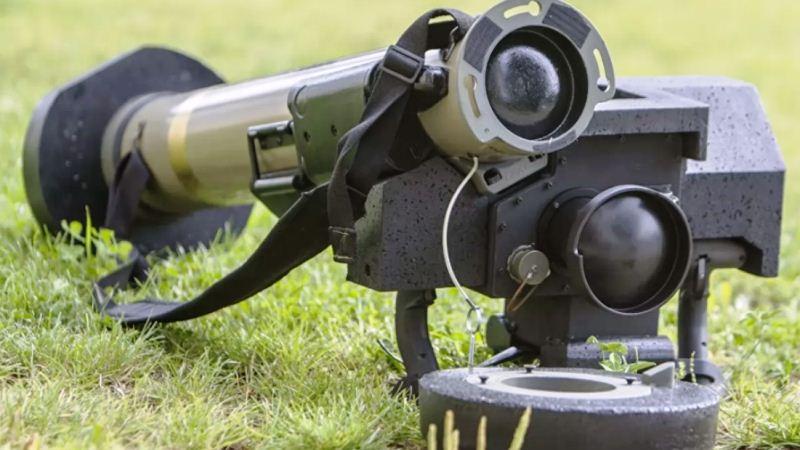 Rudal Anti-Tank Javelin