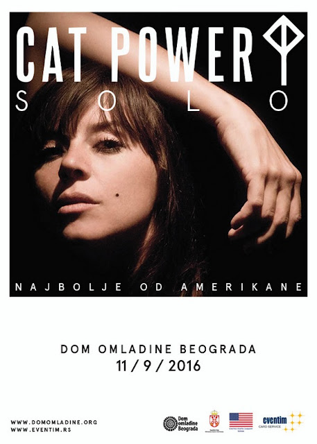 """Cat Power"" prvi put Srbiji"