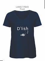 T-Shirt Ladies V Neck Front