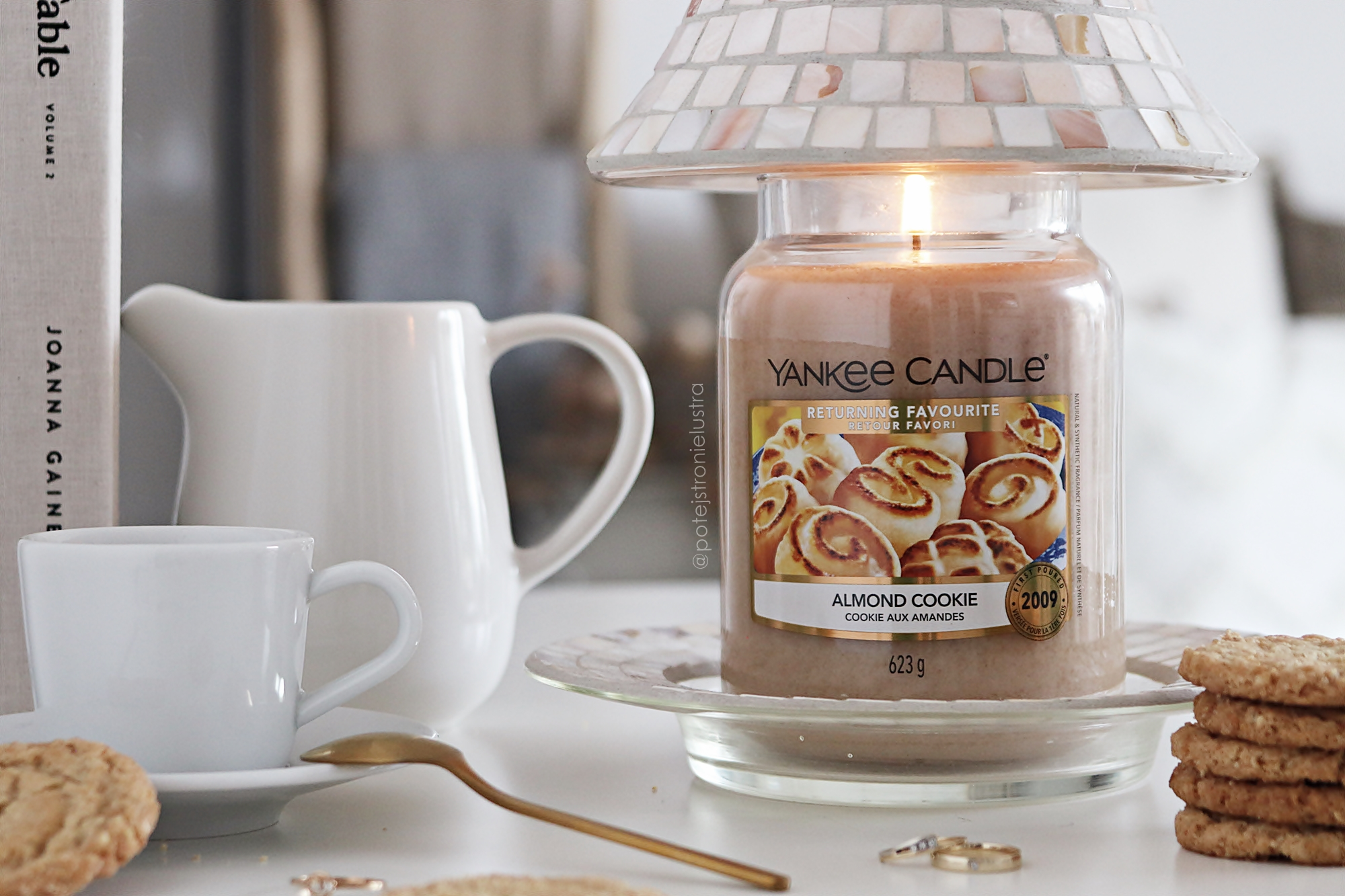 almond cookie yankee candle