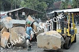 Jual Batu Alam Murah Dengan Harga Pabrik !!