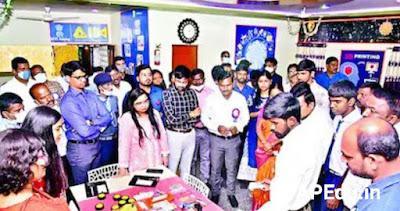 Navodaya reading is similar to IAS training