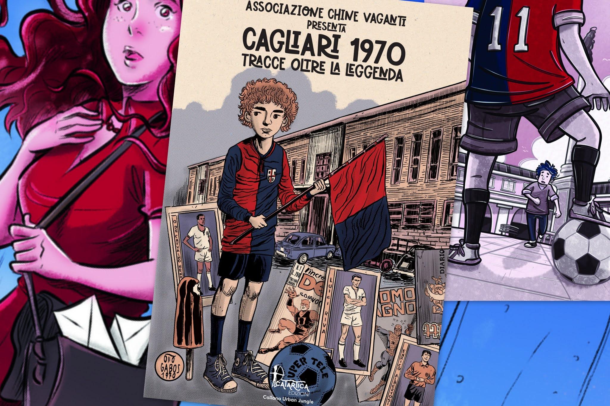 Cagliari 1970. Tracce oltre la leggenda. L'intervista all'Associazione Chine Vaganti