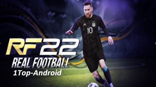 Real Football 2022 - RF 22 Apk Mod Download Android