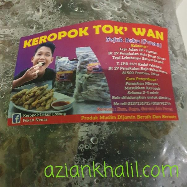 Keropok Tok Wan