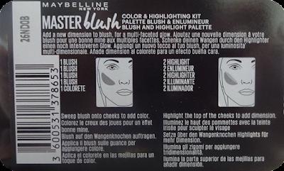 MasterBlush de Maybelline