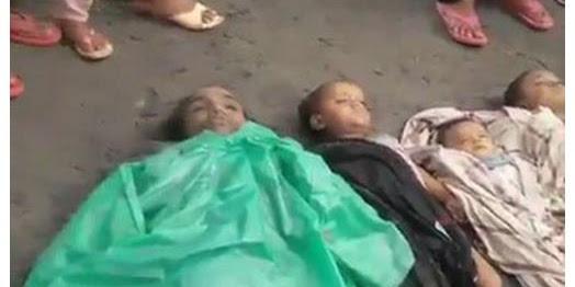 "Militer Myanmar Teriak ""Bakar-bakar"" Saat Usir Etnis Muslim Rohingya"