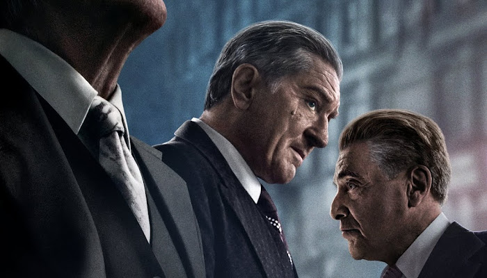 The Irishman review- A Cinematic Marvel ★★★★★
