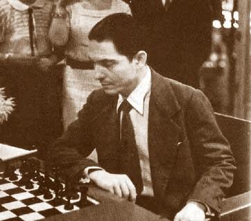 El ajedrecista Esteban Canal