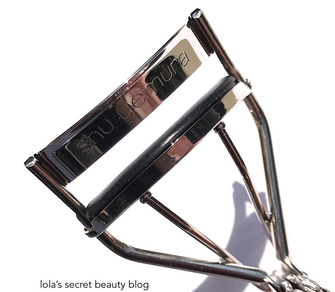 lola's secret beauty blog: Shu Uemura Eyelash Curler   Review