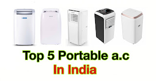 Top 5 Portable Air Conditioners in India