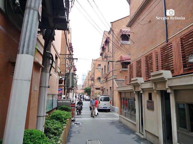 Residential village - Former residence of Zheng Xiaoqiu - Shanghai