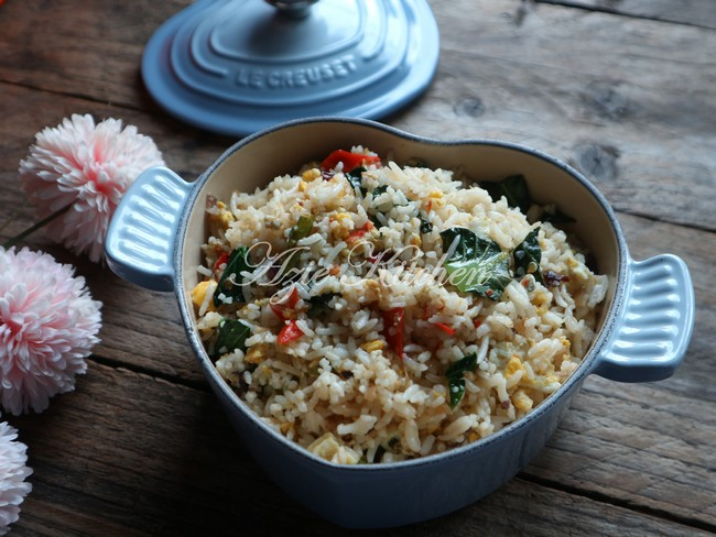 Nasi Goreng Telur Yang Simple Azie Kitchen